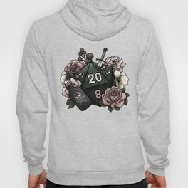 Rogue Class D20 - Tabletop Gaming Dice Hoody