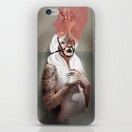 Tension iPhone Skin