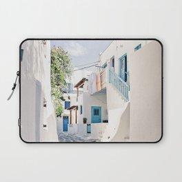 Mykonos Greece Laptop Sleeve