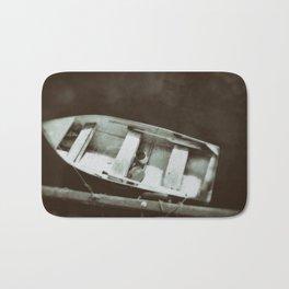 Row, Row, Row Your Boat Bath Mat