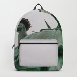 New York City: Statue of Liberty (Color) Backpack