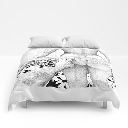 The Swim Comforters