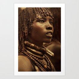 Ethiopia 14 Art Print