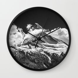 Matterhorn | Switzerland  (RR133) Wall Clock