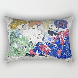 Augusto Giacometti - Peace - Digital Remastered Edition Rectangular Pillow