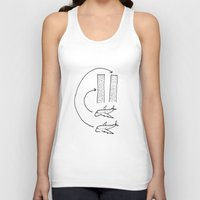 planes Tank Tops featuring Planes by Charlotte Benard
