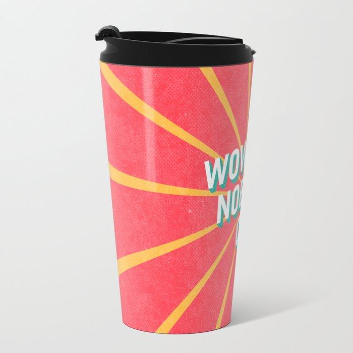 Wow Ody Cares Travel Mug