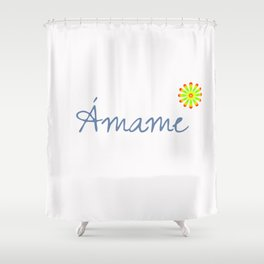 Amame Shower Curtain