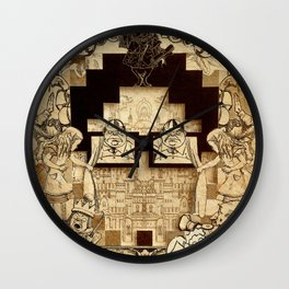 AutorreTracks - Inspired by Thirty Three Wall Clock