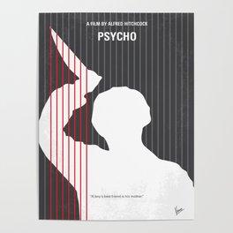 No185 My Psycho mmp Poster