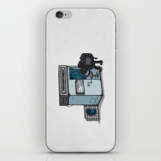 Take a Shoot iPhone & iPod Skin
