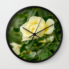 City of York Rose Wall Clock