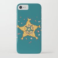 starfish iPhone & iPod Cases featuring StarFish by Lili Batista