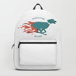 Hot dog Backpack
