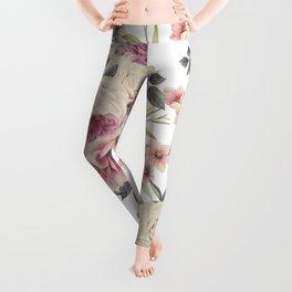 FLORAL PATTERN 5 Leggings