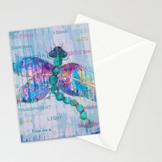 Journey of the Dragonfly Stationery Cards