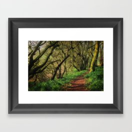 Bunkers Hill Edgefield 3 Framed Art Print
