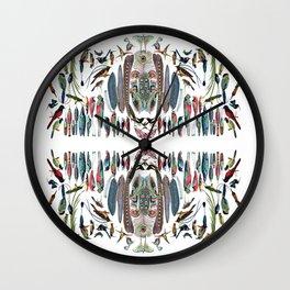 Aves Maria Wall Clock