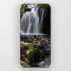 Waterfall at Lumsdale II iPhone & iPod Skin