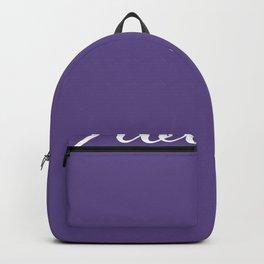 Ultra violet 2018 color Backpack