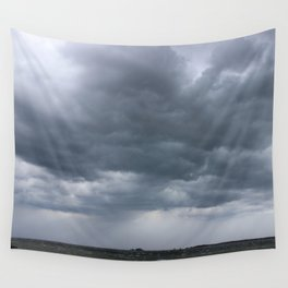 Storm Clouds Wall Tapestry