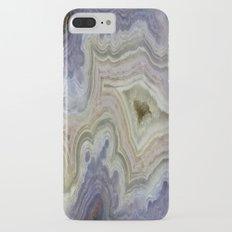 Royal Aztec Lace Agate iPhone 7 Plus Slim Case