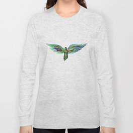 Color Angel Long Sleeve T-shirt
