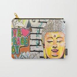 Good Karma Buddha Carry-All Pouch