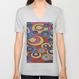 conjunction Unisex V-Neck