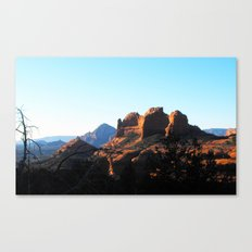 Red Rock of Sedona Canvas Print