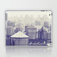 foggy memories of nyc... Laptop & iPad Skin