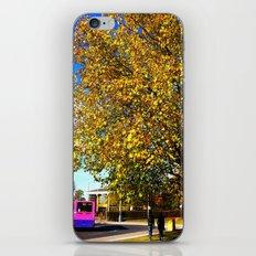 An Autumn Stroll iPhone & iPod Skin