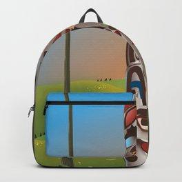 Totem Pole Backpack