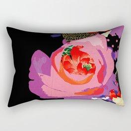 Flowers Series_v01 Rectangular Pillow