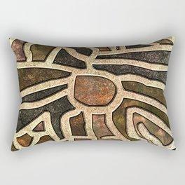 Ancestry Map Rectangular Pillow