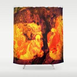 UNO 1 Shower Curtain