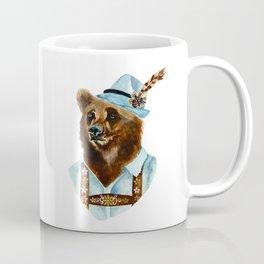 Bear-Varian  Coffee Mug