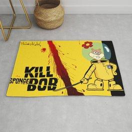 Kill Spongebob Rug