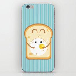 Hug the Egg iPhone Skin