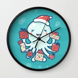 The Gift Giver Wall Clock
