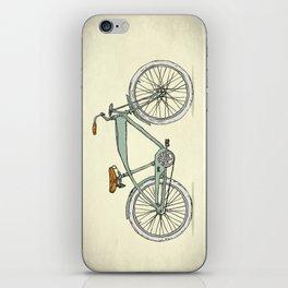 Retro-bicycles (1903) iPhone Skin
