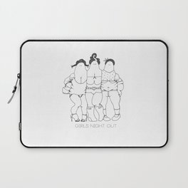 Girls Night Out Laptop Sleeve