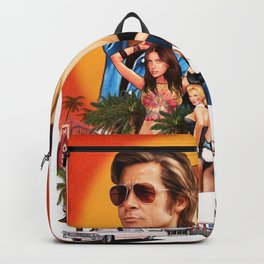 Once Upon a Time in Hollywood Backpack