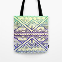 firefly Tote Bags featuring Firefly by Erin Jordan