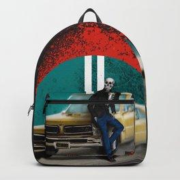 Classic Skull Backpack