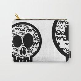 MOOIMOOI SKULL Carry-All Pouch