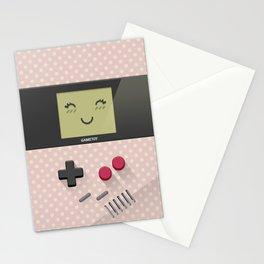 GAMETOY - Pink dot Kawaii         Game Boy, toy, Gameboy Stationery Cards