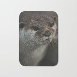 Otterly Sweet Face Bath Mat