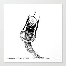 'O sole mio Canvas Print