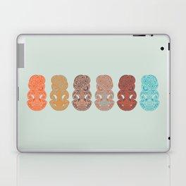 Hei Tiki Laptop & iPad Skin